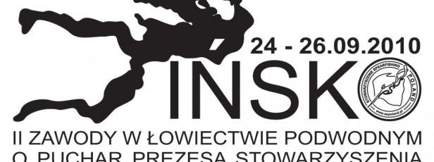 Zawody w Łowiectwie Podwodnym 24-26 wrzesień