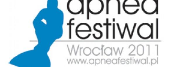 Apnea Festiwal 2011 Wrocław!