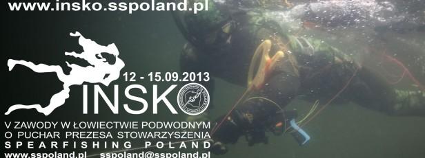 V Zawody w Łowiectwie Podwodnym o puchar prezesa Spearfishing Poland